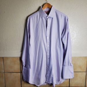 Thomas Pink Prestige  french cuff dress shirt 16.5